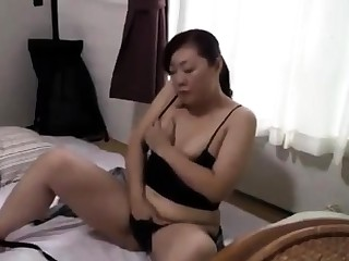 Japanese Cute Bungler Live Chat Masturbation