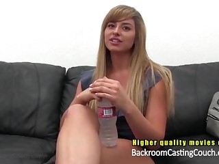 Educator Buttfuck and Laic Ejaculation Audition